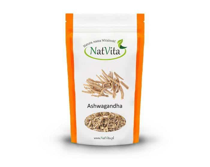 Ashwagandha - opakowanie