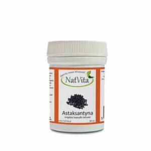 Astaksantyna - pojemnik