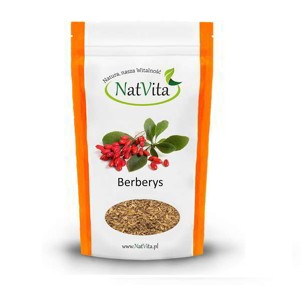 Berberys - kora korzenia pocięta