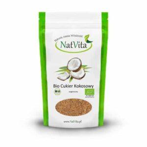 Bio Cukier Kokosowy - opakowanie