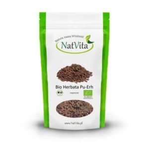 Bio Herbata PuErh - opakowanie