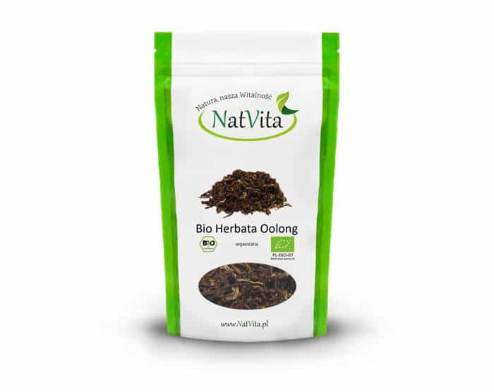 Bio Herbatka Oolong - opakowanie