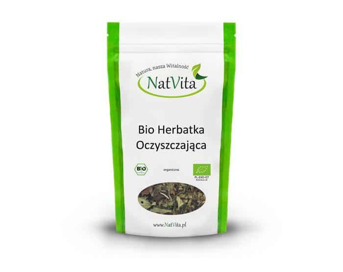 Bio Herbatka oczyszczajaca - opakowanie