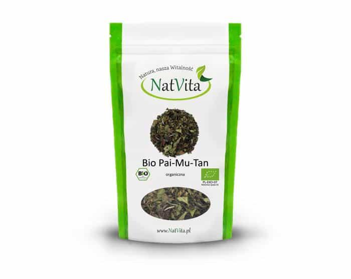 Bio PaiMuTan herbata - opakowanie