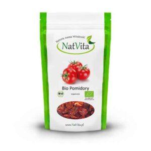 Bio Pomidory suszone - opakowanie