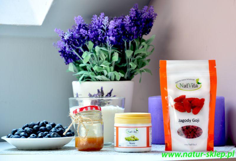 Produkty do przygotowania śniadania