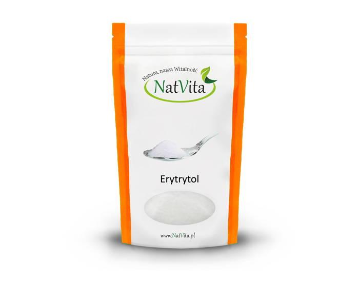 Erytrytol - opakowanie
