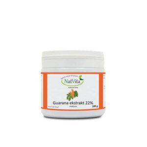 Guarana ekstrakt - pojemnik