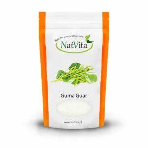 Guma Guar - opakowanie