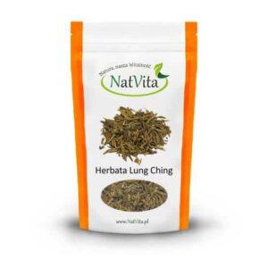 Herbata Lung Ching - opakowanie