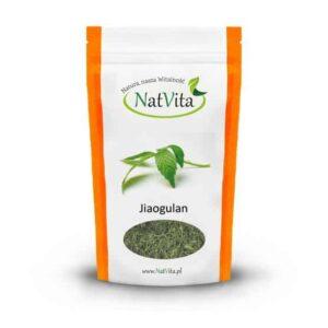 Herbatka Jiaogulan - opakowanie