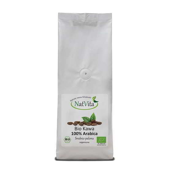 Kawa Arabica - średnio palona