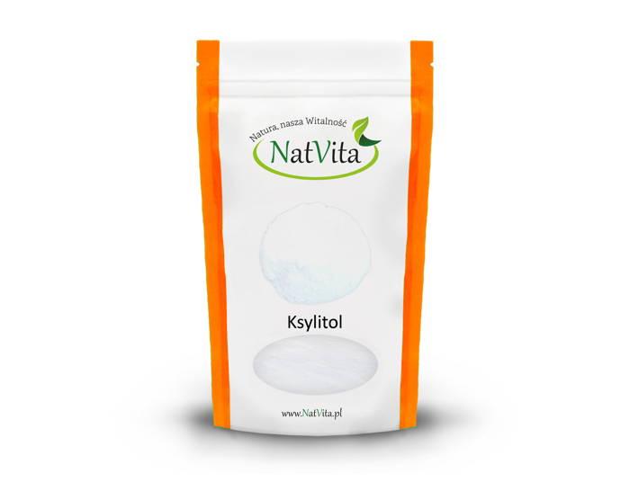 Opakowanie ksylitolu