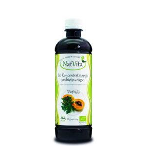 Probiotyk papaja - butelka