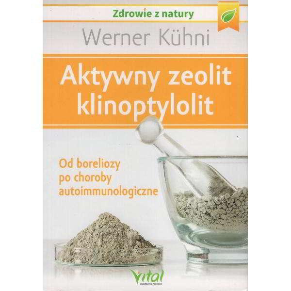 aktywny zeolit klinoptylolit - książka