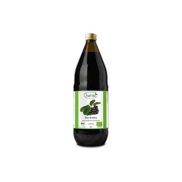 sok z aronii bio