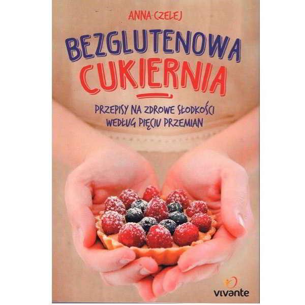 bezglutenowa cukiernia - książka