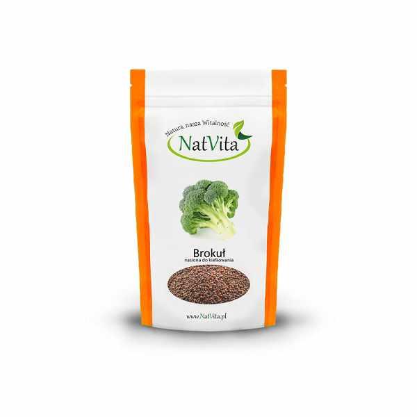 brokuł calabrese natalino - opakowanie