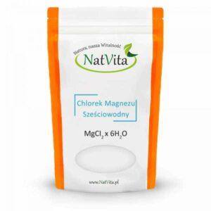 Chlorek magnezu sześciowodny