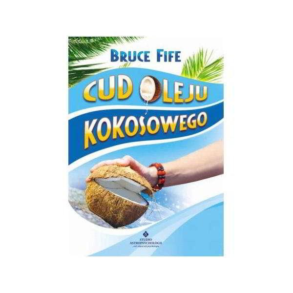Cud oleju kokosowego - książka