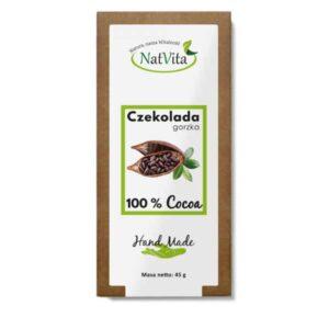 100% Gorzka czekolada