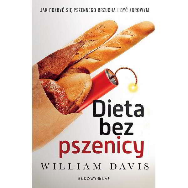 dieta bez pszenicy - książka