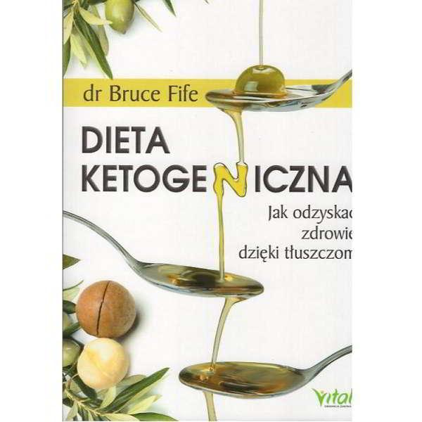 dieta ketogeniczna - książka
