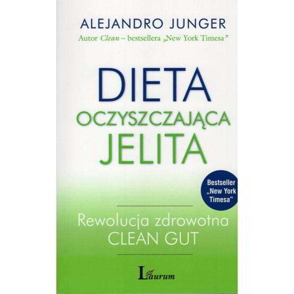 dieta oczyszczajaca jelita - książka