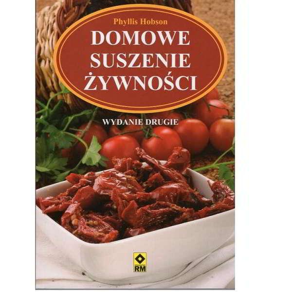domowe suszenie zywnosci - książka
