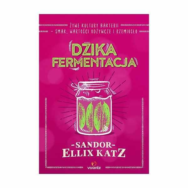 dzika fermentacja - książka