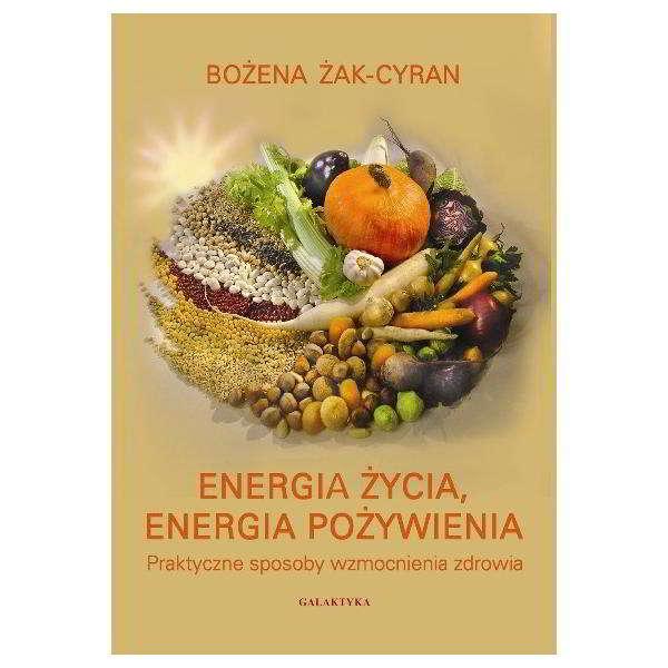energia zycia energia pozywienia - książka