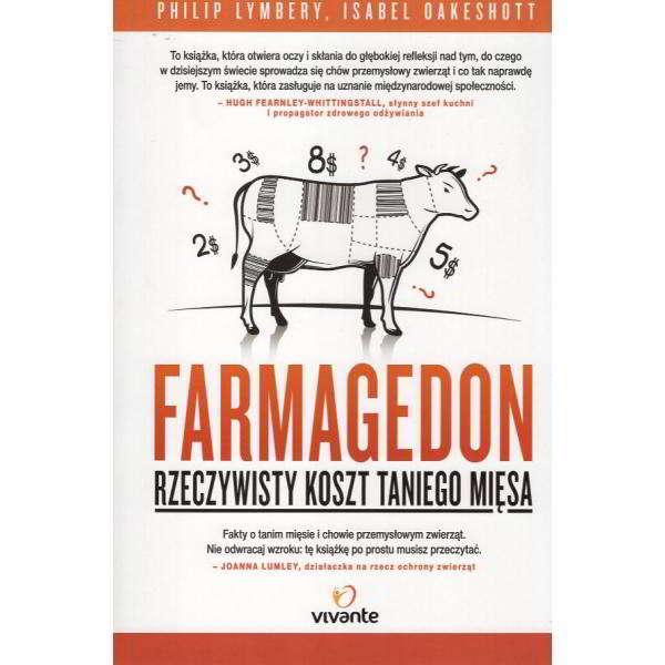 farmagedon rzeczywisty koszt taniego miesa - książka