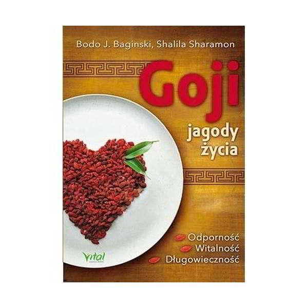 goji jagody zycia - książka