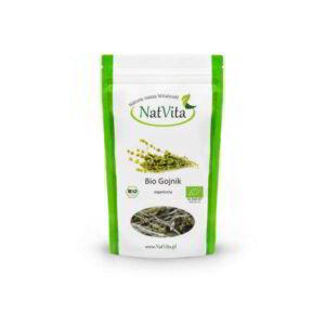 gojnik pocięty bio - herbata górska