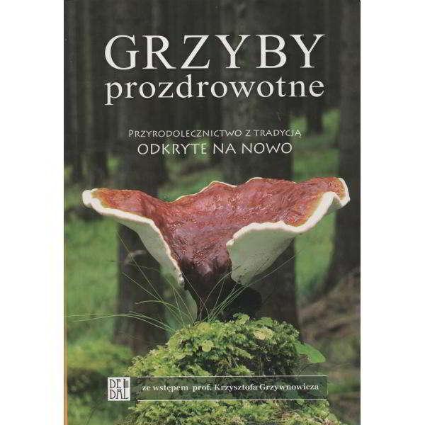 grzyby prozdrowotne - książka