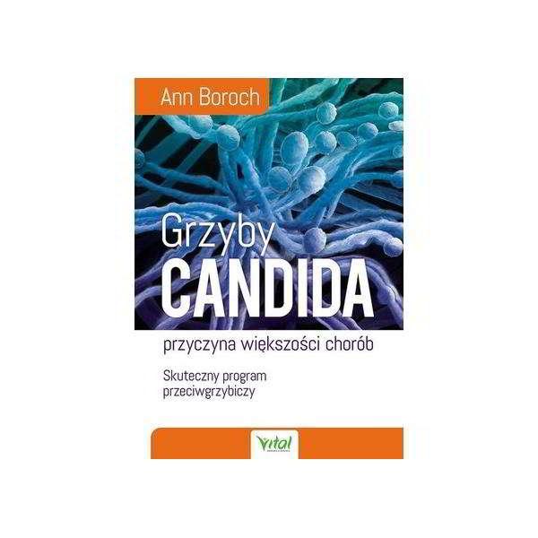 grzyby candida - książka