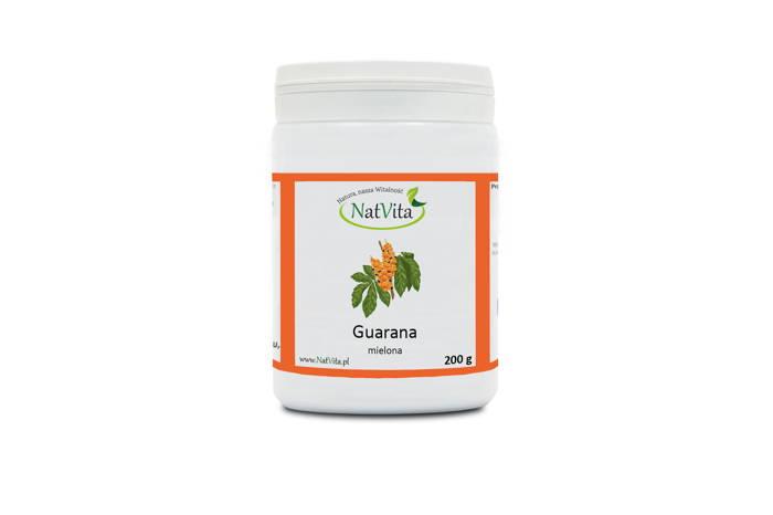 guarana mielona - pojemnik