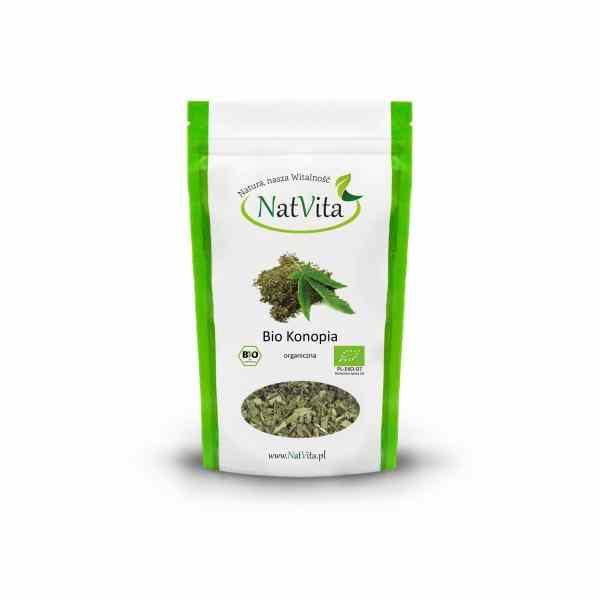 herbatka konopna bio