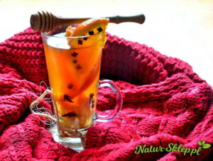 zimowa herbata korzenna