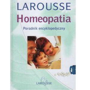 homeopatia poradnik encyklopedyczny - książka
