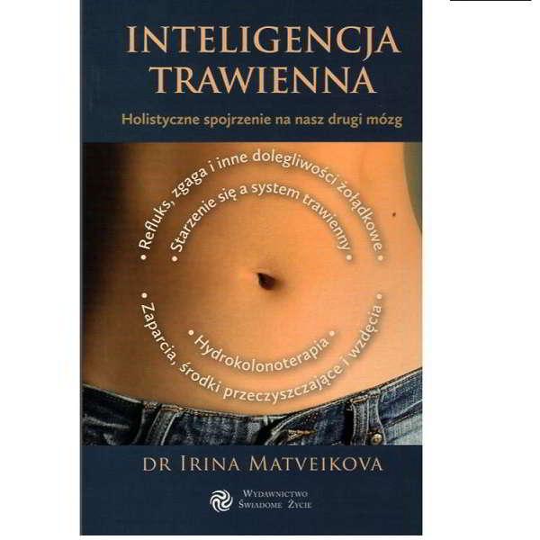 inteligencja trawienna - książka