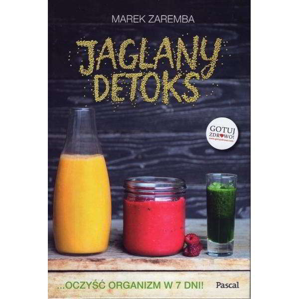 jaglany detoks - książka