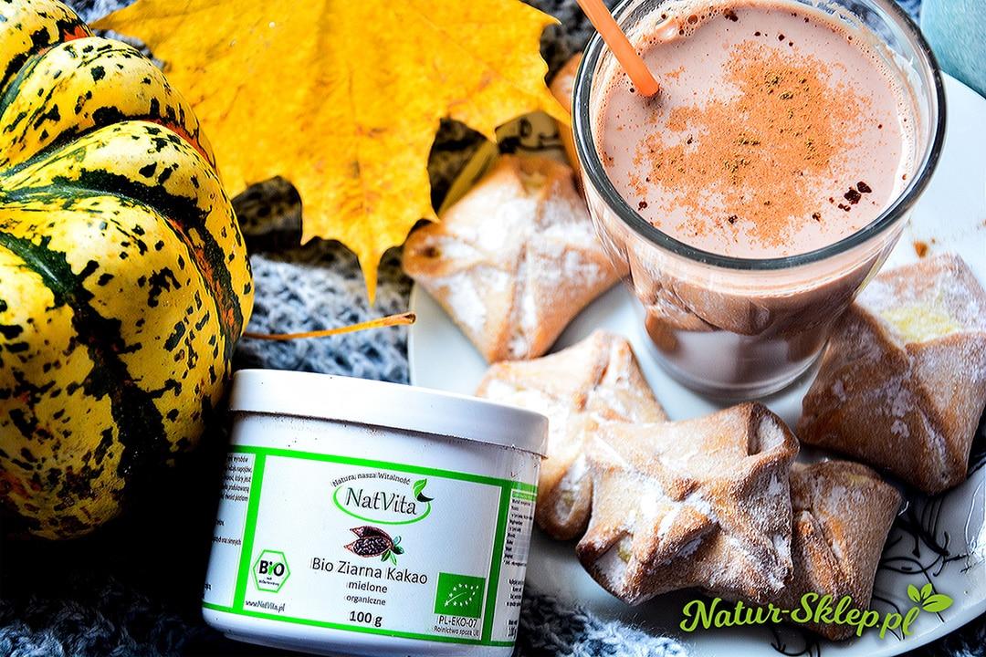 kakao z mlekiem i cynamonem blog