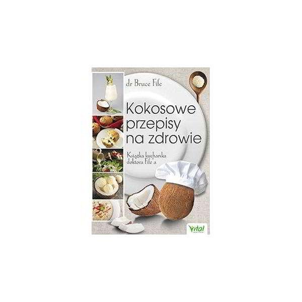 kokosowe przepisy na zdrowie - książka