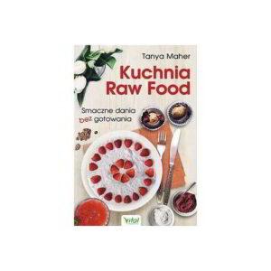 kuchnia raw food - książka