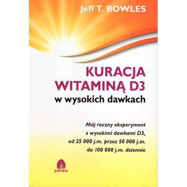 kuracja witamina d3 - książka