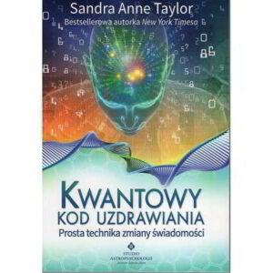 kwantowy kod uzdrawiania - książka