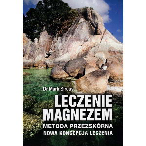 leczenie magnezem - książka