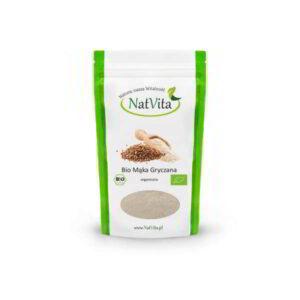 bio mąka gryczna