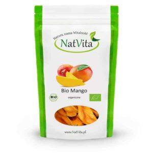 Mango - owoce suszone bio